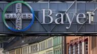 Auch in Wuppertal betreibt Bayer ein Werk.