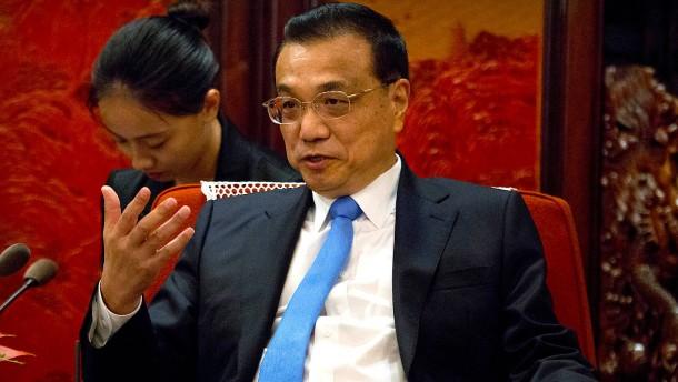 Chinas Premier wirbt für Freihandel – trotz Eskalation mit Trump