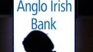Pleitebank - mittlerweile werden die Überreste der Anglo-Irish-Bank abgewickelt.