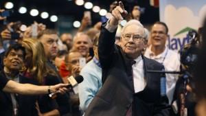 Warren Buffett hilft Burger King beim Steuernsparen
