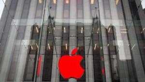 Apple verliert blitzartig 40 Milliarden Dollar Börsenwert