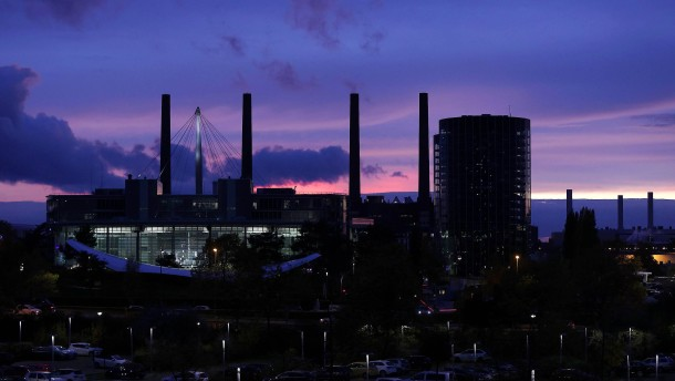 Kampf um Wolfsburg