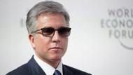 Hat bei einem Unfall ein Auge verloren: SAP-Chef Bill McDermott