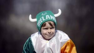 Irland hängt Deutschland ab