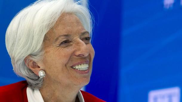 Die Reformen Madame Lagardes