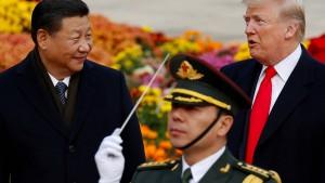 China setzt neue Zölle gegen Amerika in Kraft