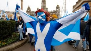 Schottlands Traum hat einen hohen Preis