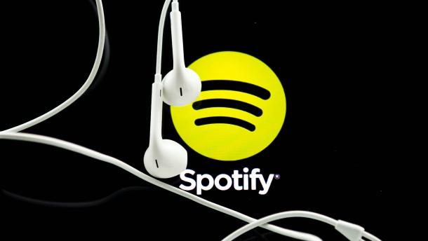 Spotify auf Milliarden-Schadenersatz verklagt