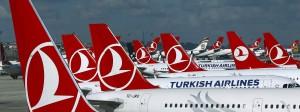 Turkish Airlines gilt als aufstrebende Fluggesellschaft
