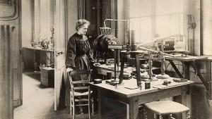 Was Marie Curie und das iPhone gemeinsam haben