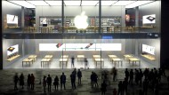 Apples Bezahldienst bald auch in China