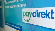 Die Voraussetzungen für ein deutsches Paypal sind eigentlich sehr gut: Mehr als 56 Millionen Online-Girokonten gibt es in Deutschland.