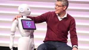 Lieber Roboter als Personaler