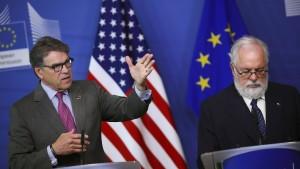 Trumps Energieminister droht: Flüssiggas gegen deutsche Autos
