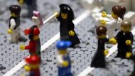 Zoll verhindert Schmuggel von Lego-Fälschungen