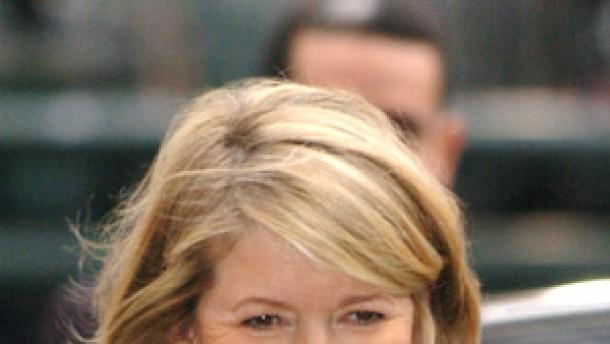 Martha Stewart vor der zweiten Karriere