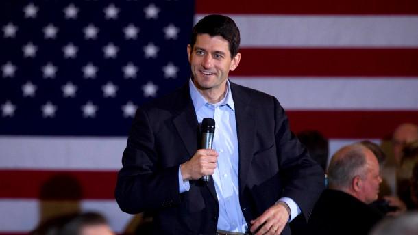 Romneys Kandidat für die Vizepräsidentschaft