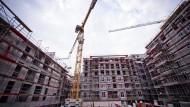 Bund plant Steueranreize für Wohnungsbau