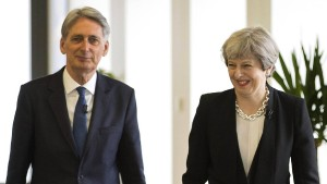 Finanzminister an May: Wir müssen den Brexit-Plan ändern
