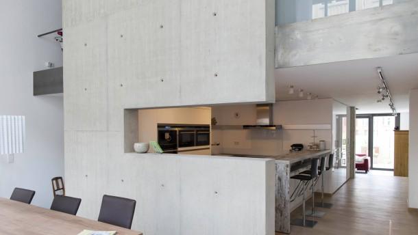 wohnen im baudenkmal. Black Bedroom Furniture Sets. Home Design Ideas
