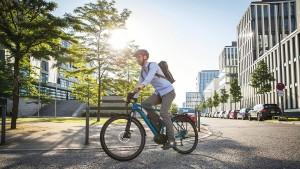 Kaufprämie für E-Bikes in Frankreich