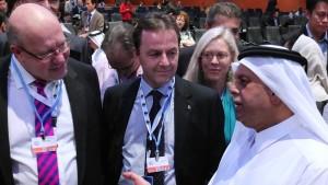 Mini-Kompromiss beim Welt-Klimagipfel
