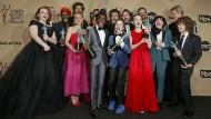 """Der Cast von """"Stranger Things"""" hat im Januar die """"Screen Actors Guild Awards"""" gewonnen."""