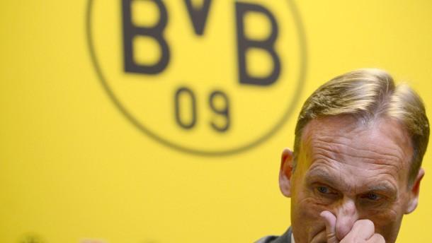 Borussia Dortmund ist weniger erfolgreich