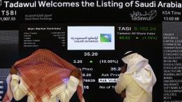 Börsengang von Saudi-Aramco fällt noch größer aus