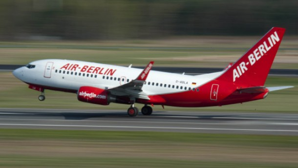 Streiks bei Air Berlin abgewendet