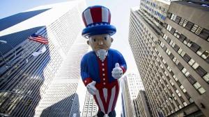 Amerikas Wirtschaft wächst langsamer