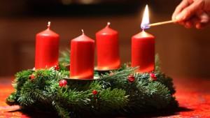 Kerzen anzünden, Hoffnung schöpfen!