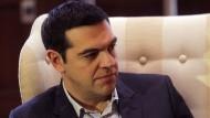 Tsipras' Rückhalt im Volk bröckelt