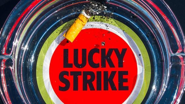 Lucky Strike will Camel kaufen