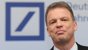Deutsche Bank erzielt abermals einen Milliardengewinn