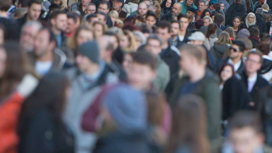 2016 beträgt die Differenz aus Zuzügen und Wegzügen voraussichtlich mindestens 750.000 Menschen.