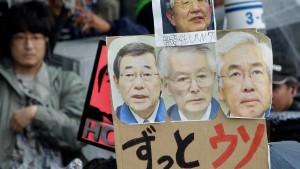 Fukushima-Betreiber Tepco fordert Staatshilfe