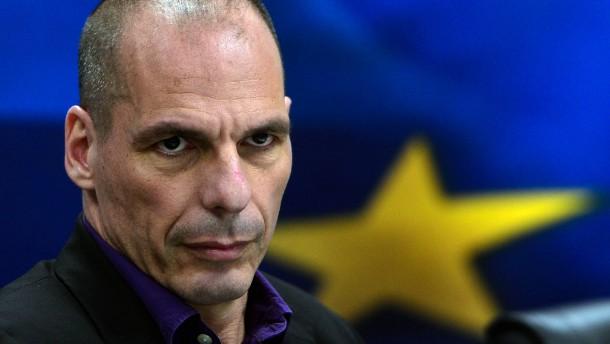 Grexit-Pläne von Varoufakis werden zur Last für Tsipras