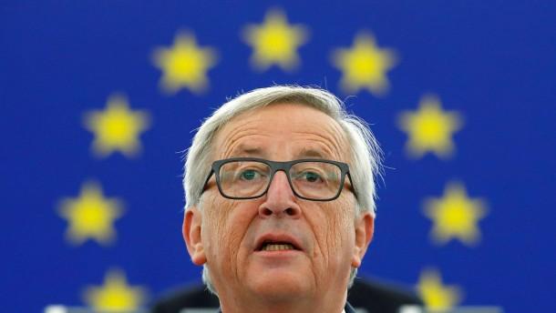 Brüssel ergreift die Macht