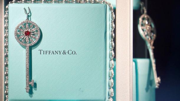 Tiffany-Übernahme droht zu platzen