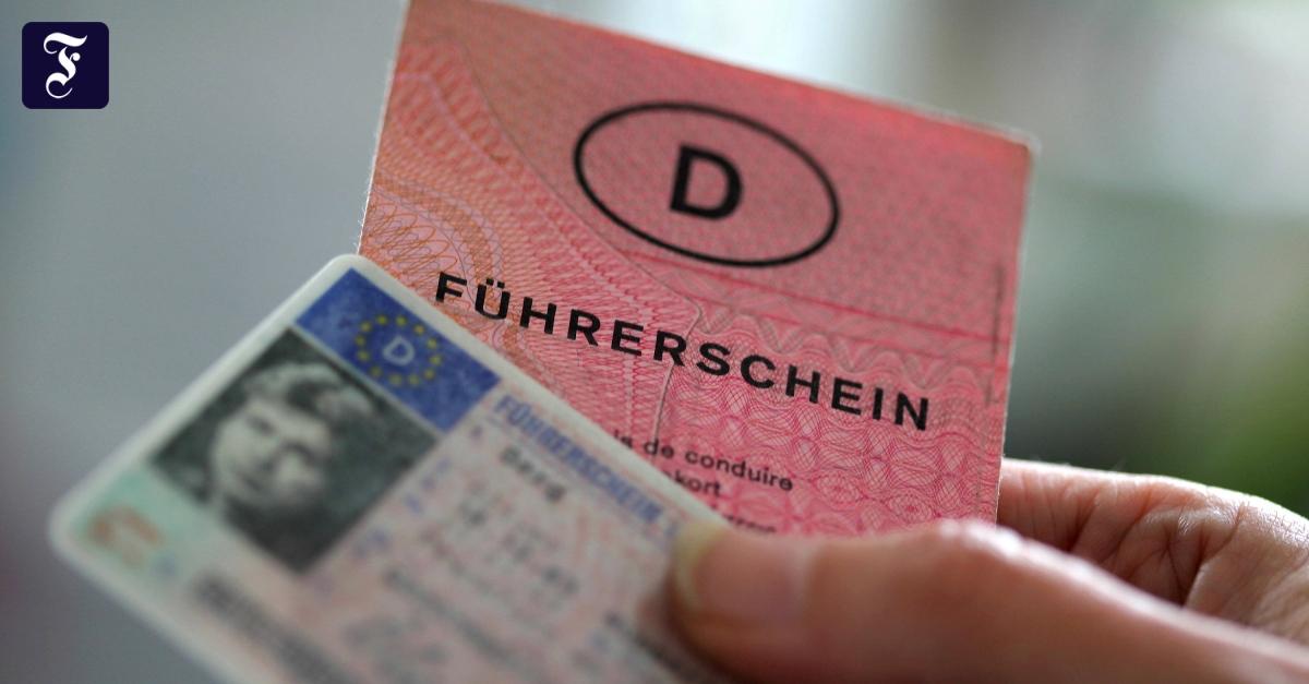 Scheuer Führerschein