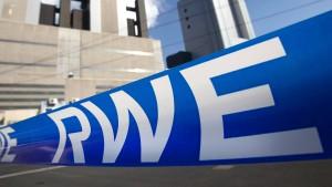 Energiekonzern RWE verdient wieder Milliarden