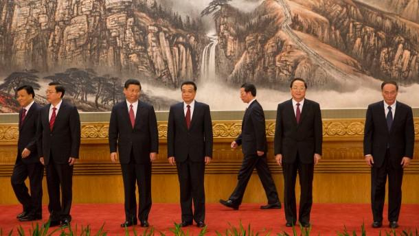 Chinas Reformparteitag katapultiert Kurse in die Höhe