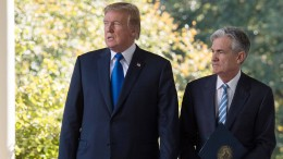 Trump beschwert sich persönlich bei Powell