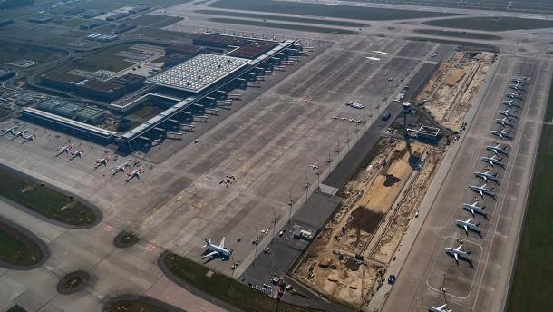 Baubehörde erteilt Freigabe für Hauptstadtflughafen