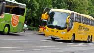 Auch der ADAC steigt aus Fernbusmarkt aus