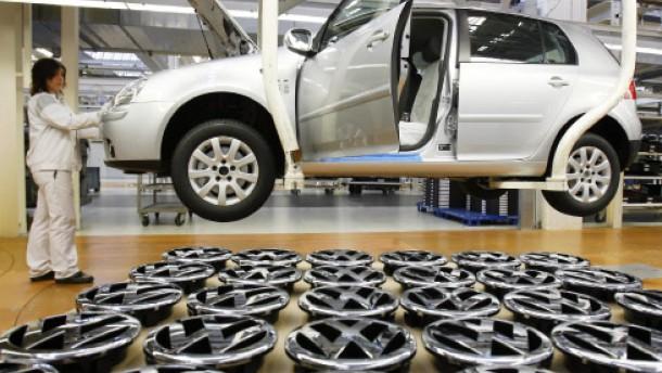 VW im ersten Quartal mit hohem Gewinn