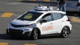 General Motors will 2019 Robotertaxis in Betrieb nehmen