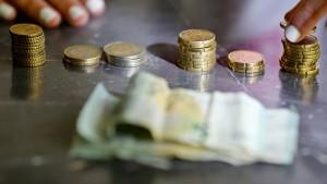 Kalte Progression bringt Staat über 30 Milliarden Euro