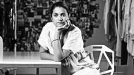 Von den Zahlen zur Mode: Leyla Piedayesh studierte zunächst Betriebswirtschaft – dem Vater zuliebe.